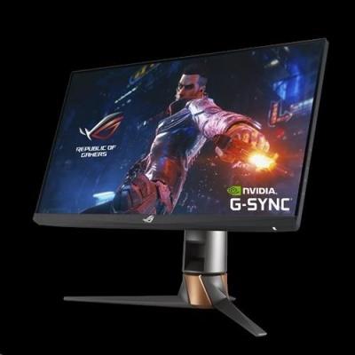 ASUS LCD 24.5' PG259QN FHD 1920x1080 ROG Swift 360Hz eSports NVIDIA® G-SYNC® Fast IPS 1ms (GTG) 400cd HDMI DP PIVOT VESA