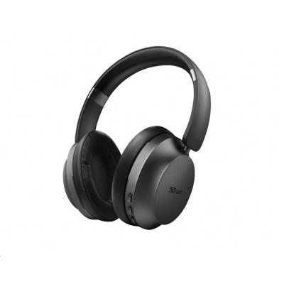 TRUST sluchátka Eaze Bluetooth Wireless Over-ear Headphones