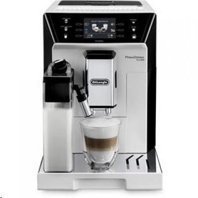 DeLonghi ECAM 550.55.W PrimaDonna Class Plnoautomatický kávovar