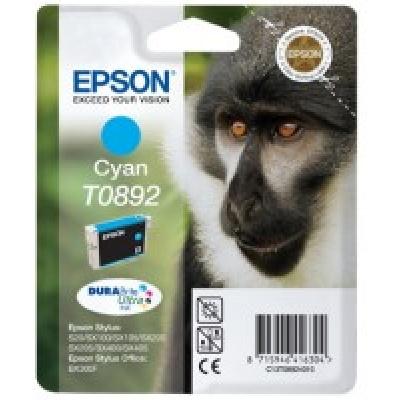 """EPSON ink bar Stylus """"Husky"""" S20/SX100/SX200/SX400 (T0892) - cyan"""