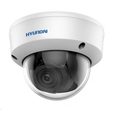 HYUNDAI analog kamera, 5Mpix, 20 sn/s, obj. 2,7-13,5mm (85°), HD-TVI / CVI / AHD / ANALOG, DC12V/AC24,IR 40m,WDR digit.