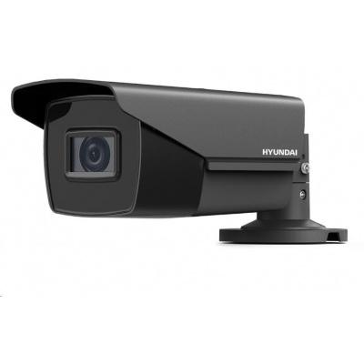 HYUNDAI analog kamera, 2Mpix, 25 sn/s, obj.2,7-13,5mm (100°), HD-TVI / CVI / AHD / ANALOG, DC12V, IR 70m,WDR 120dB,IP67