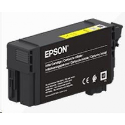 EPSON ink bar Singlepack UltraChrome XD2 Yellow T40D440(50ml)
