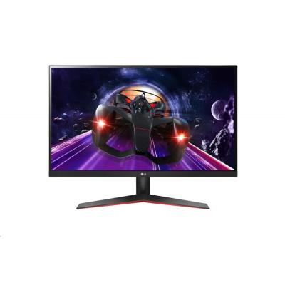 """LG MT IPS LCD LED 23,8""""  24MP60G - IPS panel, 1920x1080, D-Sub, HDMI, DP, AMD freesync"""
