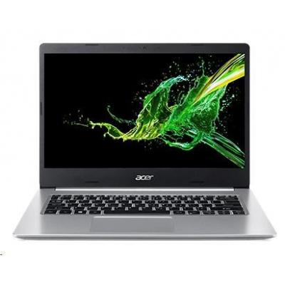 """ACER NTB Aspire 5 (A514-53-35ST) - 14"""" FHD IPS, i3-1005G1, 8GB DDR4, 256GB SSD, UHD Graphics, W10H, stříbrná"""