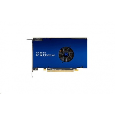 AMD VGA Radeon™ Pro WX 5100 Graphics 8GB, GDDR5