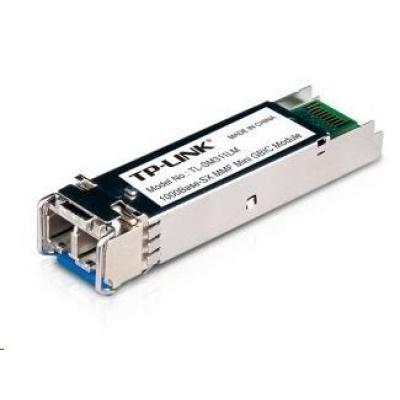TP-Link TL-SM311LM [Modul MiniGBIC, MM, 850nm, dosah 550m]