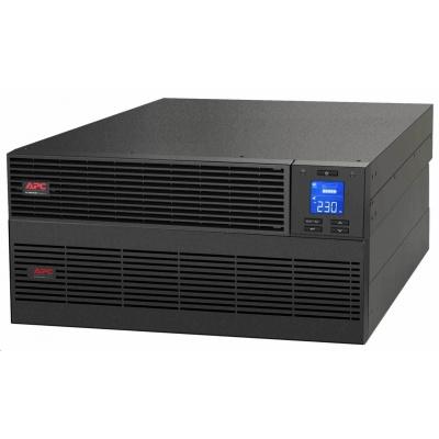 APC Easy UPS SRV RM 6000VA 230V, with External Battery Pack,with RailKit, On-line, 5U (6000W)