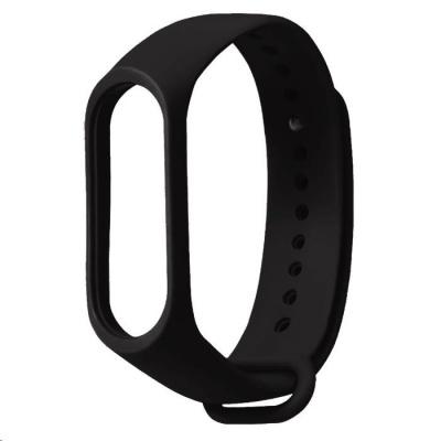 RhinoTech for Xiaomi Mi Band 3/4 Strap Black