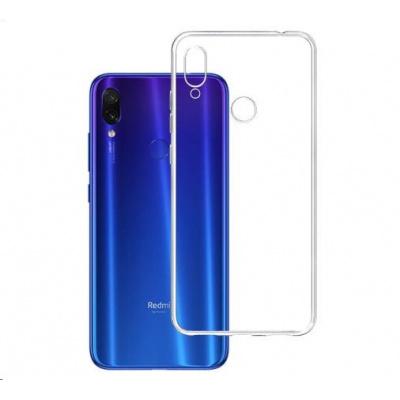 3mk ochranný kryt Clear Case pro Xiaomi Redmi Note 7, čirý
