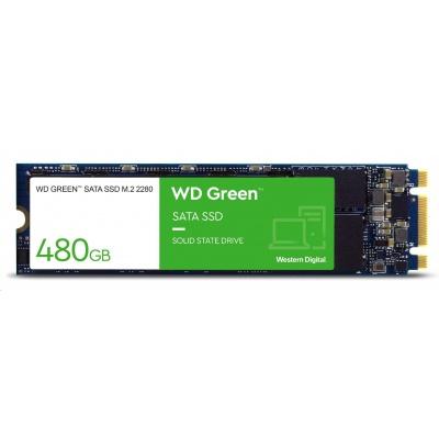 WD GREEN SSD WDS480G2G0B 480GB M.2, (R:540, W:465MB/s)