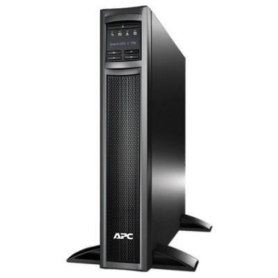 APC Smart-UPS X 750VA Rack/Tower LCD 230V, 2U (600W)