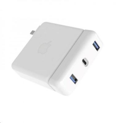 "HyperDrive USB-C Hub pro adaptér 15"" MacBook Pro 87 W"