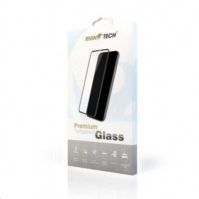 RhinoTech Tvrzené ochranné 2.5D sklo pro Realme 8 5G (Full Glue)