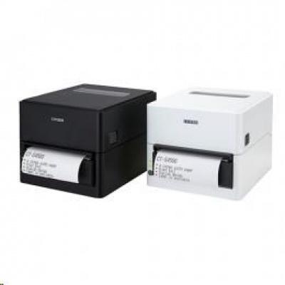 Citizen CT-S4500, USB, BT, 8 dots/mm (203 dpi), cutter, white