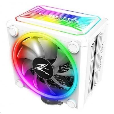 ZALMAN chladič CNPS16X (White), RGB
