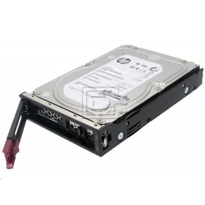HPE 4TB SATA 6G Midline 7.2K LFF (3.5in) LP 1yr Wty Digitally Signed Firmware HDD