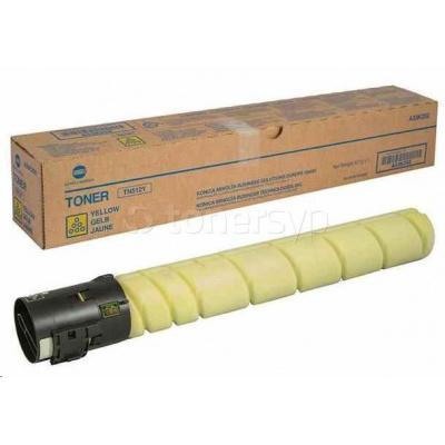 Minolta Toner TN-512Y, žlutý do bizhub C454(e), C554(e) (26k)