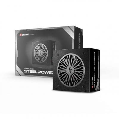 CHIEFTEC zdroj SteelPower Series 750W, BDK-750FC, 80+ Bronze