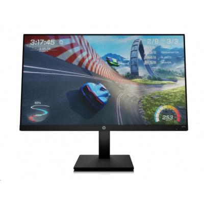 """LCD HP X27q QHD;27"""";IPS matný, QHD 2560x1440; 165Hz; 400 nitů; 1ms; PIVOT;HDMI;DP;Eyesafe"""