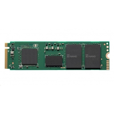 Intel® SSD 1TB 670p NVMe (M.2 80mm PCIe 3.0 x4, 3D4, QLC) OEM Bulk (R 3500B/s; W 2500MB/s)