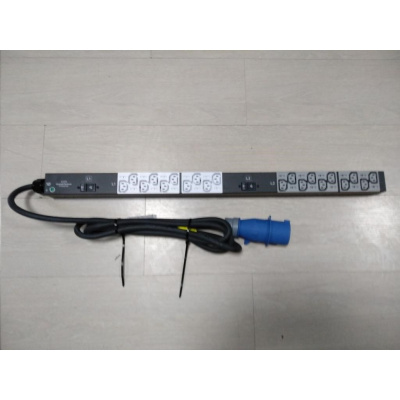 HPE G2 Basic 7.3kVA/60309 3-wire 32A/230V Outlets (20) C13/Vertical INTL PDU