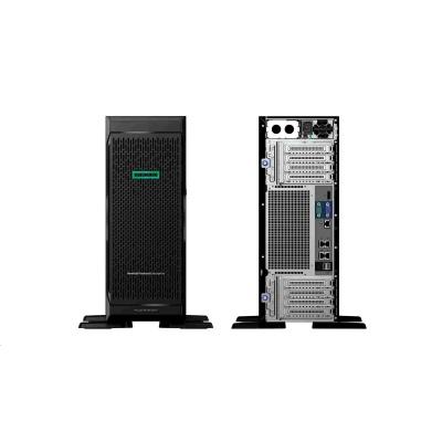 HPE PL ML350G10 4208 (2.1G/8C/2400) 1x16G E208i-a 4-12LFF 1x500W iLo noDVD T4U NBD333 P11050-421 RENEW