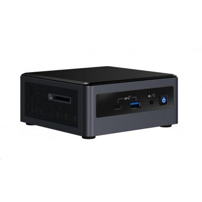 Intel NUC 10i3FNH - Barebone i3/Bluetooth 5.0/UHD Graphics/bez kabelu - pouze case s CPU