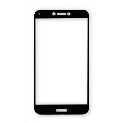 Aligator ochrana displeje Glass Print pro iPhone X / XS, černá