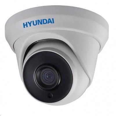 HYUNDAI analog kamera, 2Mpix, 25 sn/s, obj. 2,8mm (100°), HD-TVI / CVI / AHD / ANALOG, DC12V, IR 40m, IP66