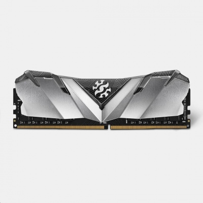DIMM DDR4 8GB 3200MHz CL16 ADATA XPG GAMMIX D30 memory, Single Color Box, Black