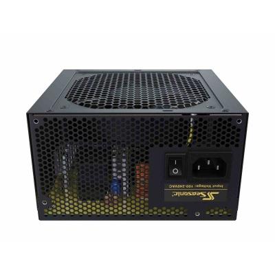 SEASONIC zdroj 650W CORE GM-650 (SSR-650LM), ATX, 12cm fan, 80+ GOLD
