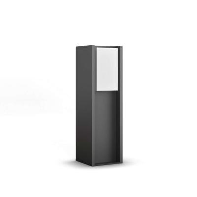 PHILIPS Turaco Venkovní stojanové svítidlo, Hue White, 230V, 1x9.5W E27, Antracit