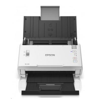EPSON skener WorkForce DS-410, A4, 50x1200dpi, USB 2.0