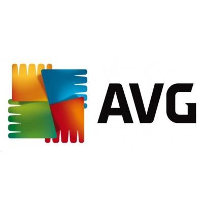 AVG Email Server 1 rok 500-999 PC