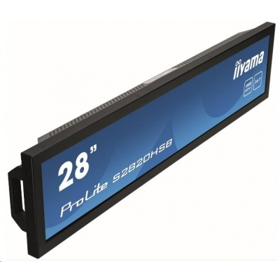 iiyama ProLite S2820HSB-B1, 71.1 cm (28''), black