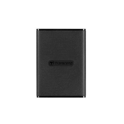 TRANSCEND externí SSD ESD230C 480GB, USB 3.1 Gen.2, Type C, Black