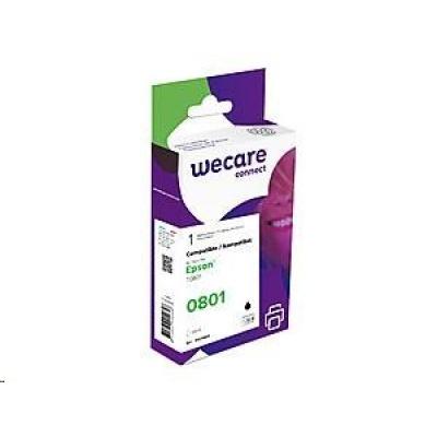 WECARE ARMOR cartridge pro EPSON Stylus Photo R265, R285, R360, RX560, RX585, RX685 (K12318W4), černá, 9.5 ml, 350 str.