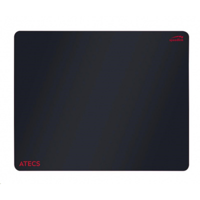 SPEED LINK podložka pod myš ATECS Soft Gaming Mousepad, Size L, černá