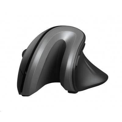 TRUST ergonomická vertikální myš Verro Wireless Ergonomic Mouse, black