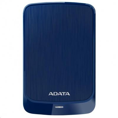 """ADATA Externí HDD 5TB 2,5"""" USB 3.1 AHV320, modrý"""