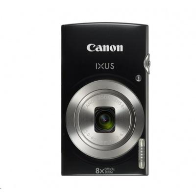 Canon IXUS 185, 20MPix, 8x zoom - černý Essential Kit