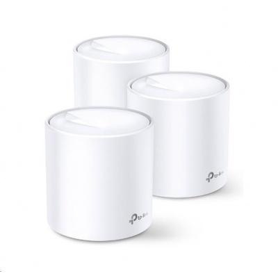 TP-Link Deco X20(3-pack) [AX1800 Wi-Fi 6 Mesh Systém]