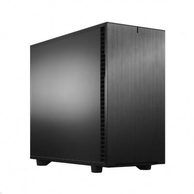 FRACTAL DESIGN skříň Define 7 Midi Tower, černá, bez zdroje