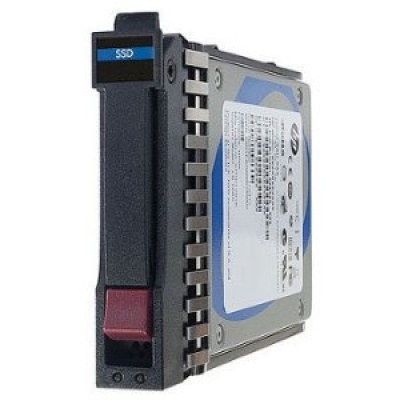 HP HDD SSD 240GB 6G SATA Mixed Use-3 LFF 3.5-in SC Converter 3y 816979-B21 RENEW
