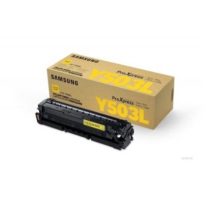 Samsung CLT-Y503L H-Yield Yel Toner C