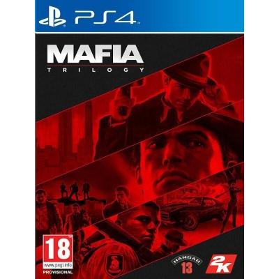 PS4 hra MAFIA TRILOGY