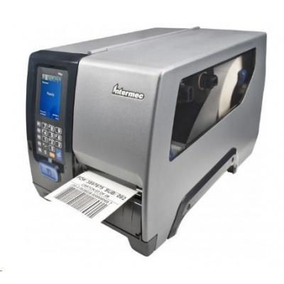Honeywell PM43, 8 dots/mm (203 dpi), rewind, disp., RTC, multi-IF (Ethernet)