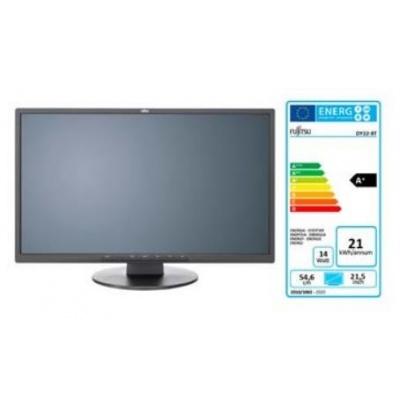 """FUJITSU LCD E22-8 TS Pro, EU, 21.5"""" matný, 1920x1080, 5ms, DP, VGA, DVI-D. REPRO, VESA"""