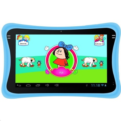 "GoGEN MAXPAD9 G5B 9"", 16 GB, WF, Android 4.4 Dotykový tablet - modrý"